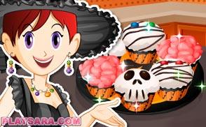 Saras Kochunterricht Spiele
