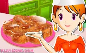 Saras Kochunterricht Rezepte