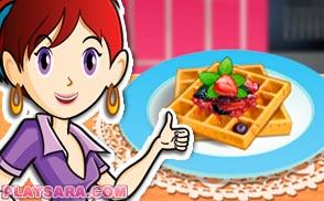 Saras Kochunterricht Neue Spiele